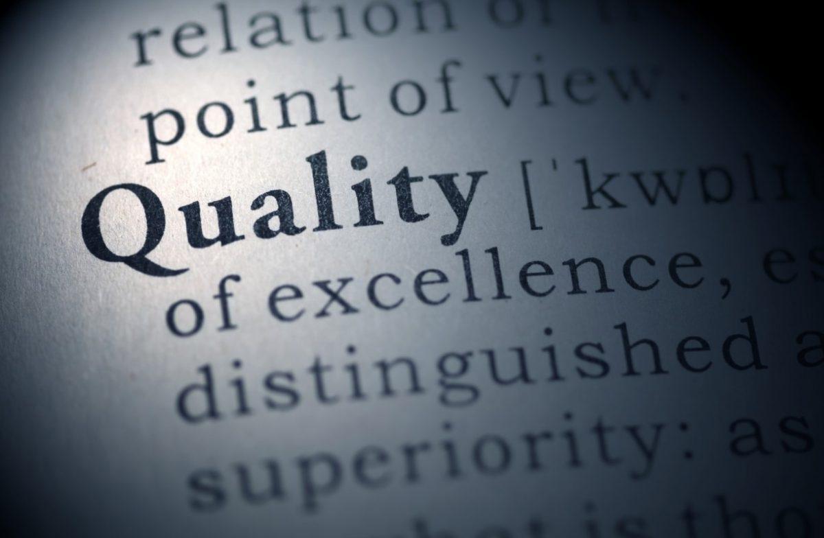 Legalsection Qualitätsstandard
