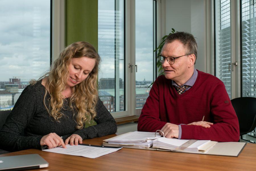 LegalSection ist Ihr Ansprechpartner für juristische Fachübersetzungen